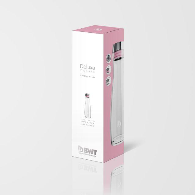 BWT Glassware Bottle Deluxe Packaging