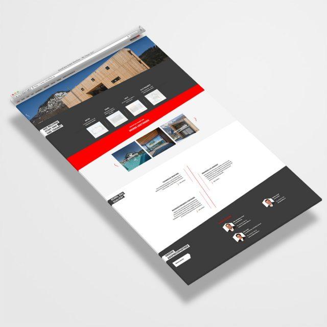 Reindl Bau Website Home