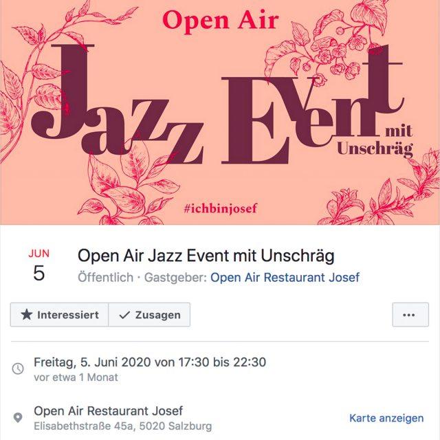 Josef Facebook-Veranstaltung