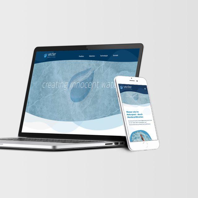 veder Website Devices