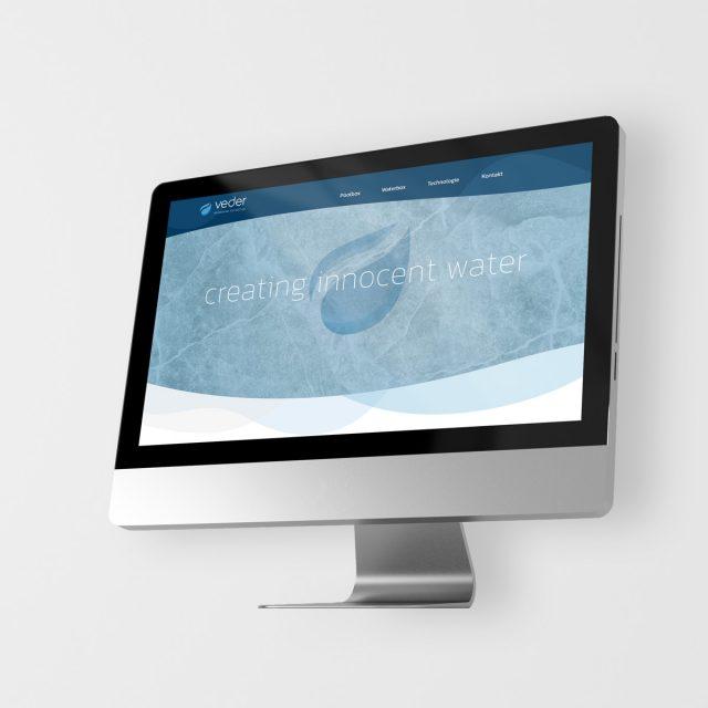 veder Website Home
