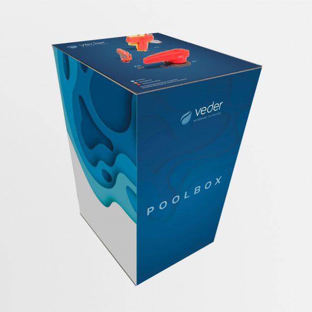 veder Poolbox Produktdesign